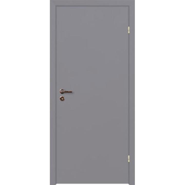 Финская дверь с четвертью RAL-7040