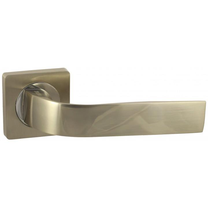 Дверная ручка «V-01 AL  матовый никель»