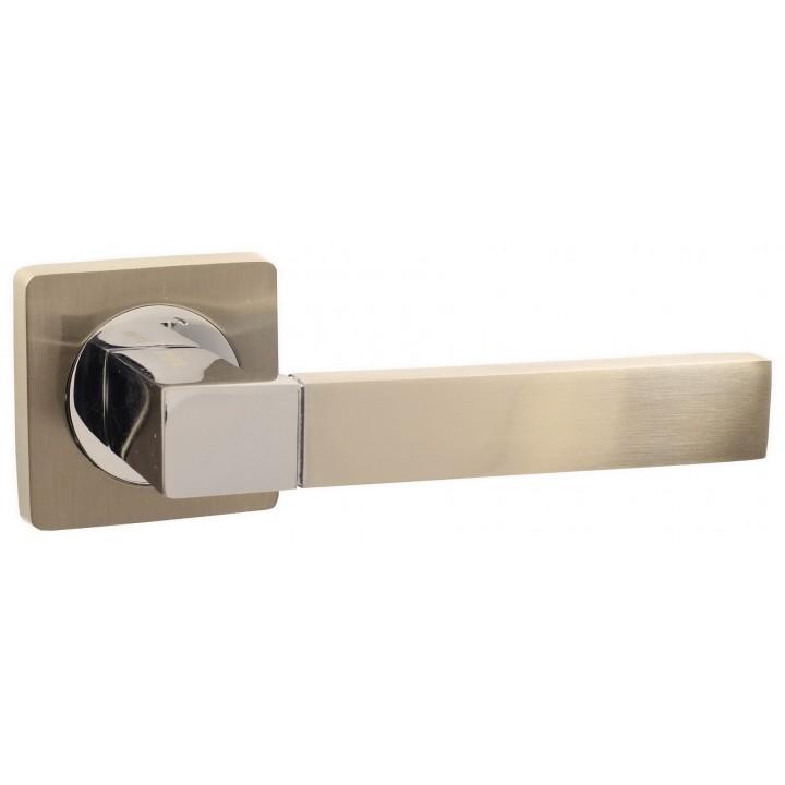 Дверная ручка «V-07 AL  матовый никель»