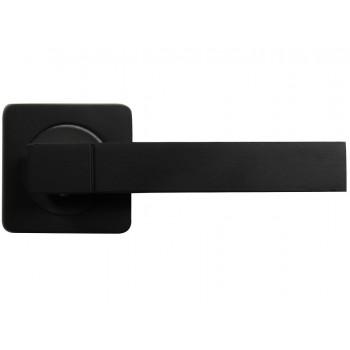 Дверная ручка «V-07 AL  чёрный»
