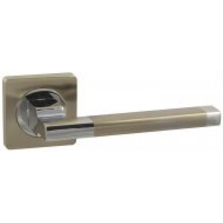 Дверная ручка «V-53 матовый никель»