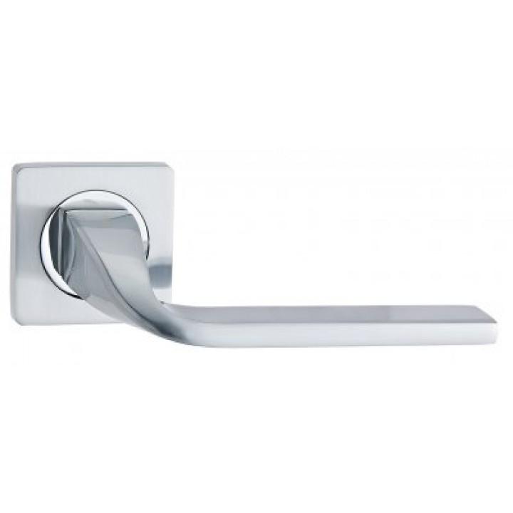 Дверная ручка «V-12  хром »