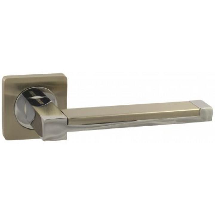 Дверная ручка «V-05 матовый никель»