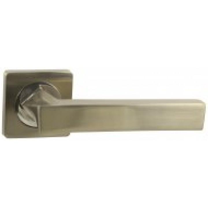 Дверная ручка «V-04 матовый никель»