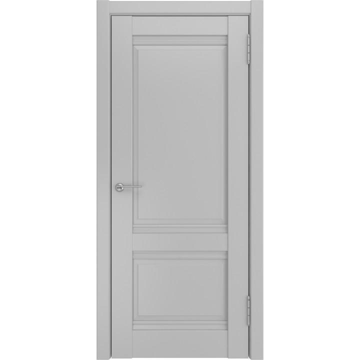 Ульяновская межкомнатная дверь U-51 маус винил