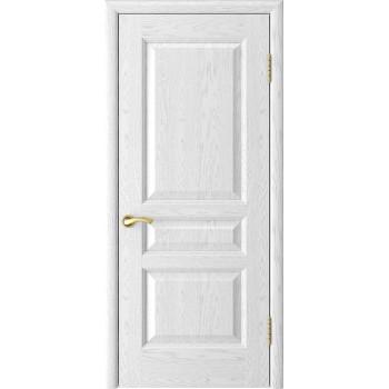Дверь Luxor Атлант 2 ясень белая эмаль, глухая