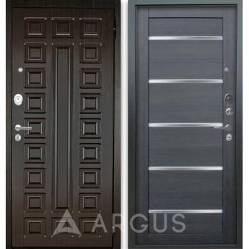 Сейф-дверь Аргус Люкс АС 2П Сенатор Венге/Александра Лунная ночь