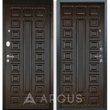 Сейф-дверь Аргус Люкс АС 2П Сенатор Венге/Сенатор Венге