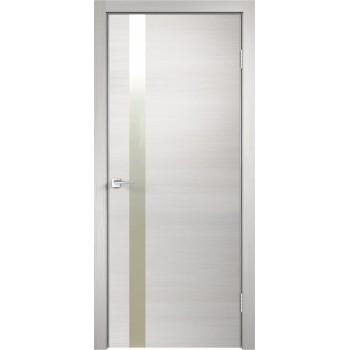 Дверь VellDoris экошпон Techno  дуб белый,