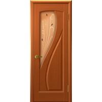 Дверь Legend Мария темный анегри Тон №74, стекло
