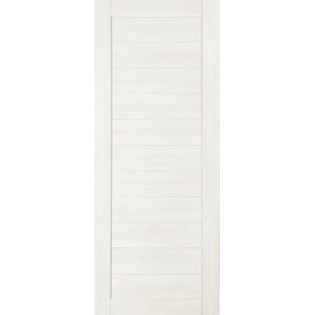 Дверь VellDoris экошпон Duplex 0 дуб белый, глухая.