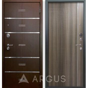 Сейф-дверь Аргус Люкс АС 2П Лайн Венге/Гауда Керамика