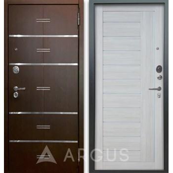 Сейф-дверь Аргус Люкс АС 2П Лайн Венге/Диана Буксус