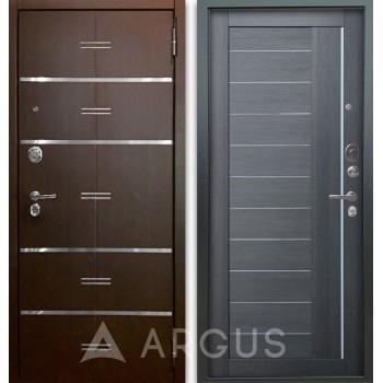 Сейф-дверь Аргус Люкс АС 2П Лайн Венге/Диана Лунная ночь