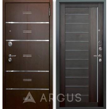 Сейф-дверь Аргус Люкс АС 2П Лайн Венге/Диана Вельвет