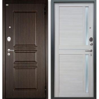 Сейф-дверь Аргус Люкс АС 2П Сабина Венге/Мирра Буксус