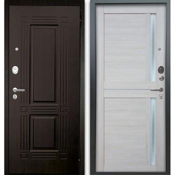 Сейф-дверь Аргус Люкс АС 2П Триумф Венге/Мирра Буксус
