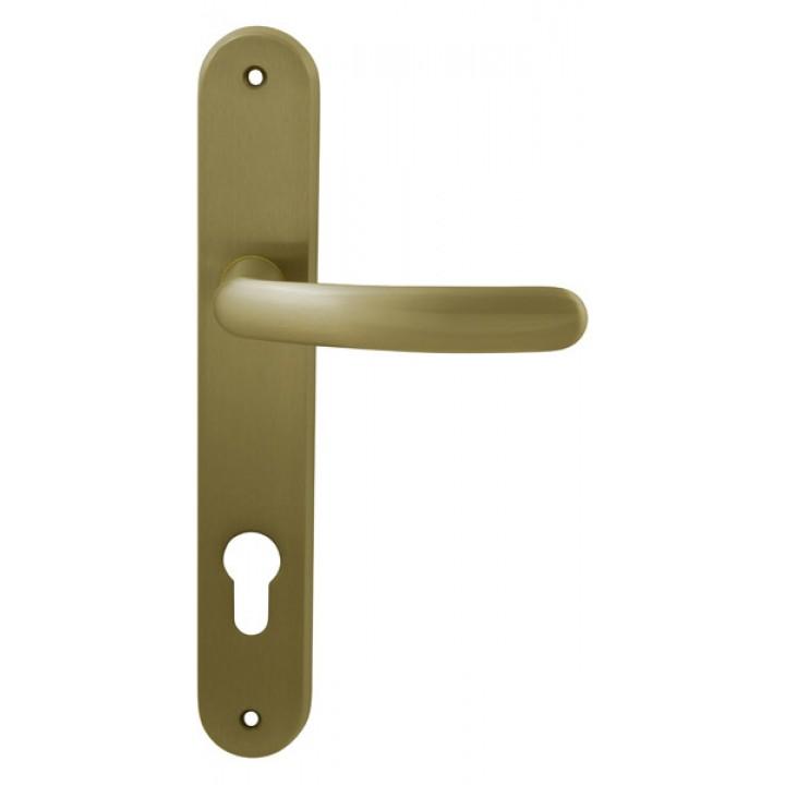 Ручка дверная Elba матовое золото