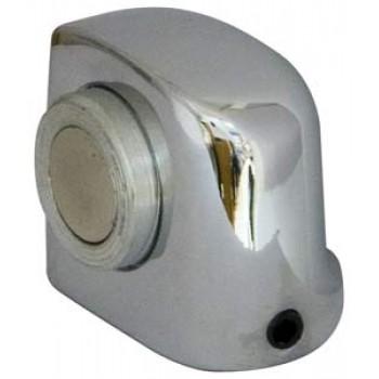 Упор дверной магнитный MDS-003ZA CP Хром