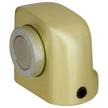 Упор дверной магнитный MDS-003ZA SG Мат. золото