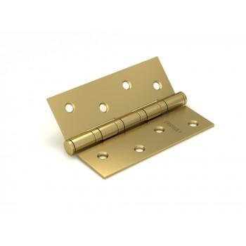 Петля универсальная 4BB/BL 100x75x2,5 SB (мат. золото) БЛИСТЕР