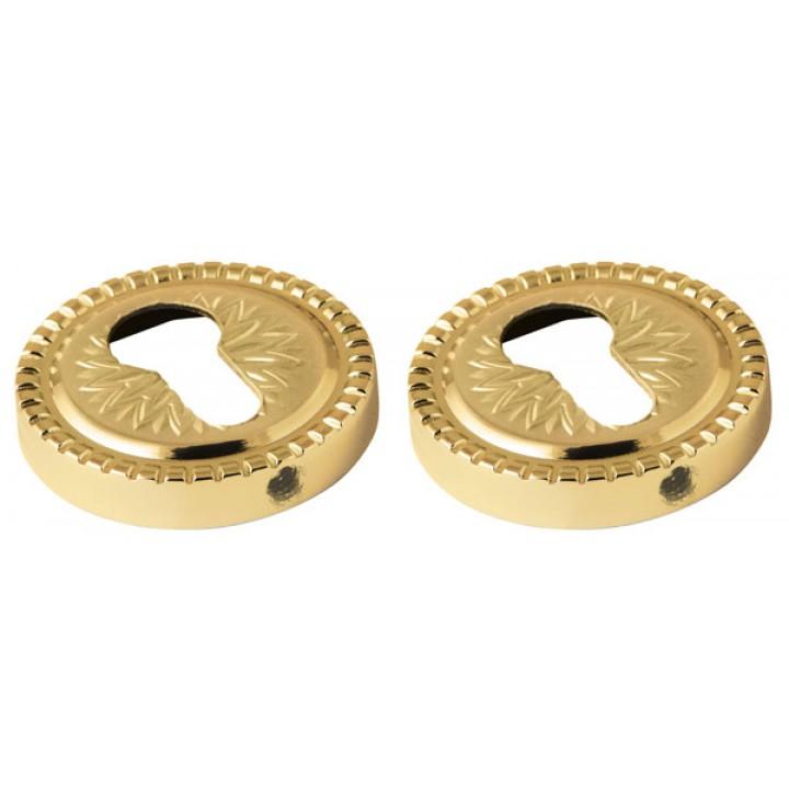 Накладка CYLINDER ET/CL-GOLD-24 Золото 24К 2 шт.