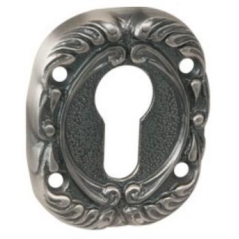 Накладки Florence, античное серебро (AS)