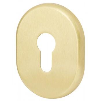 Декоративная накладка на цилиндр ET-DEC (ATC Protector 1) SG-1 Матовое золото